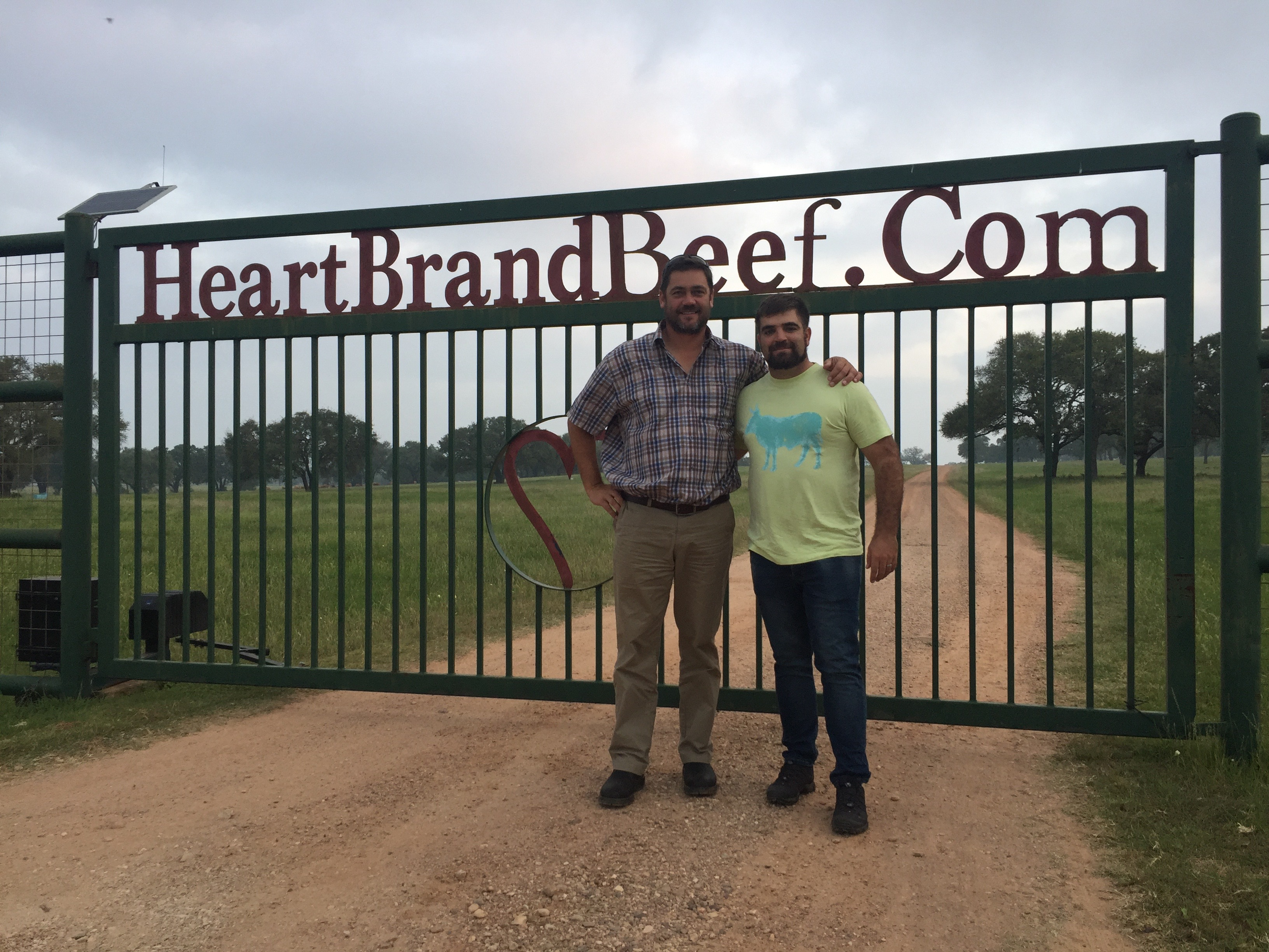 Visit to HeartBrand in the USA